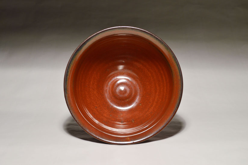 Tenmuko-skålens indre